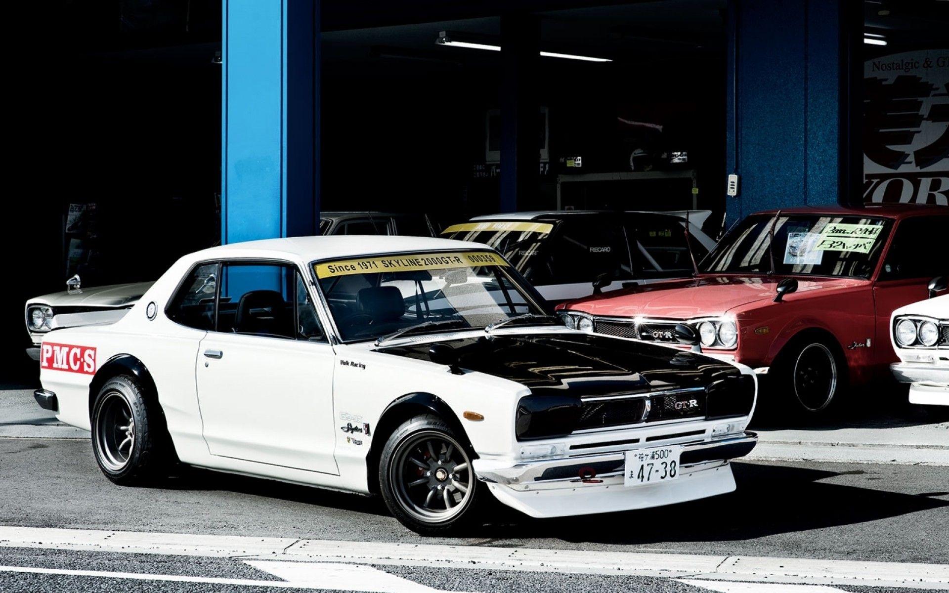 Oldschool Jdm Nissan Skyline Gtr Cars Pinterest Jdm Skyline
