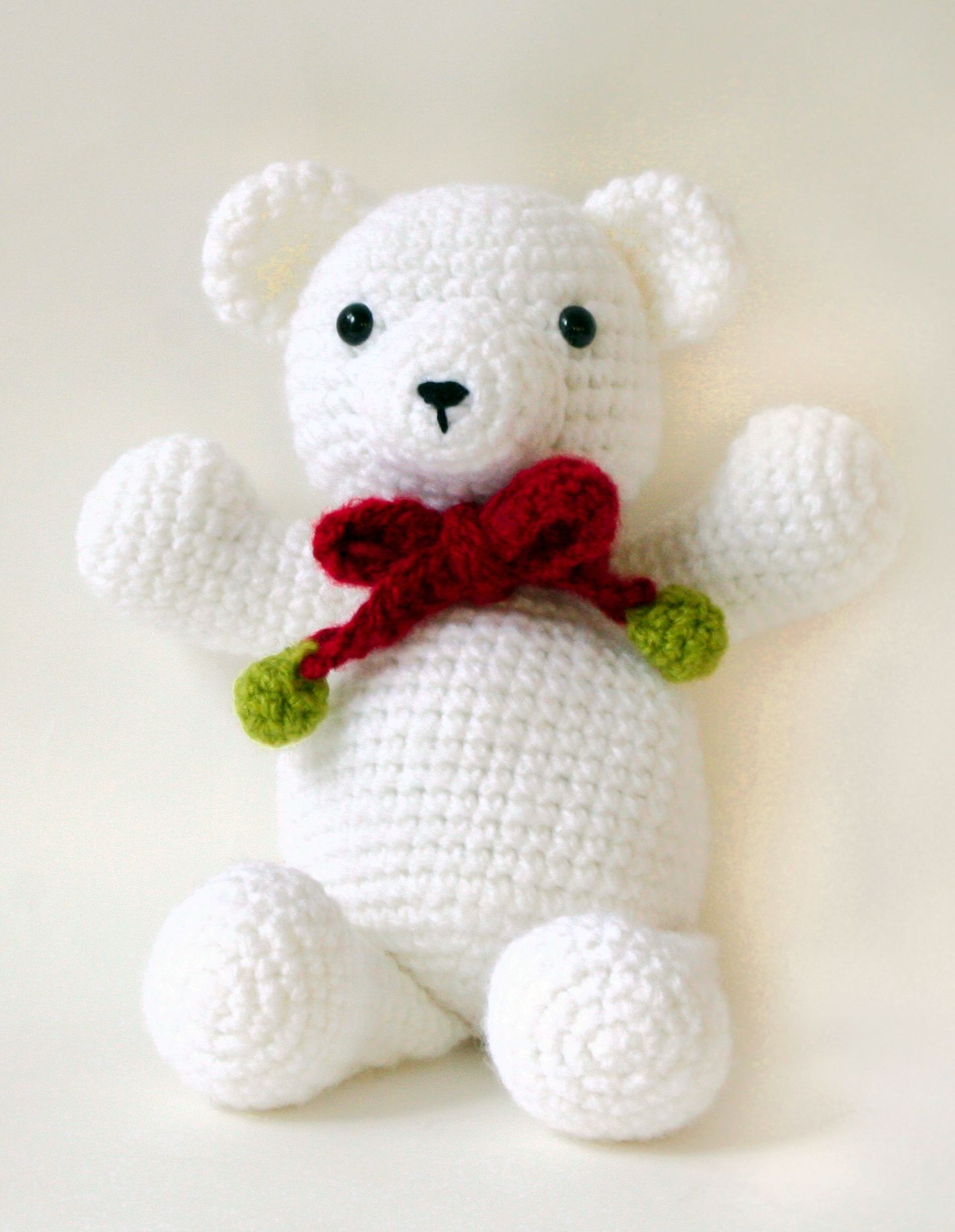 free crochet patterns to print | Free Crochet Pattern 70704AD Bear ...