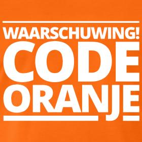 Afbeeldingsresultaat voor code oranje