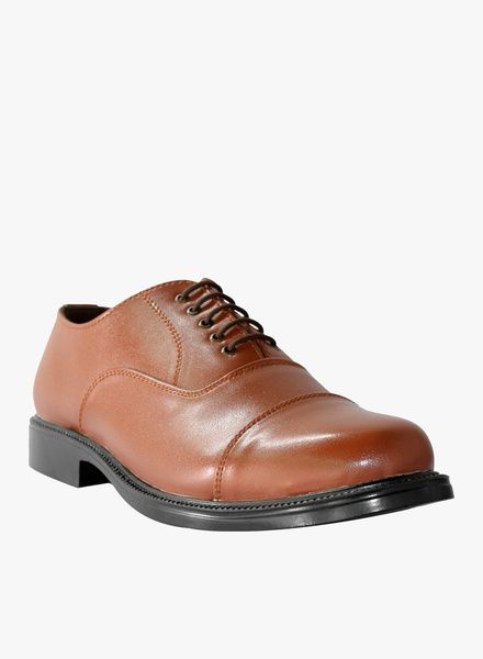 5791b13c5 Buy Marc Royal Tan Formal Shoes for Men Online India, Best Prices, Reviews  | MA290SH82VVLINDFAS