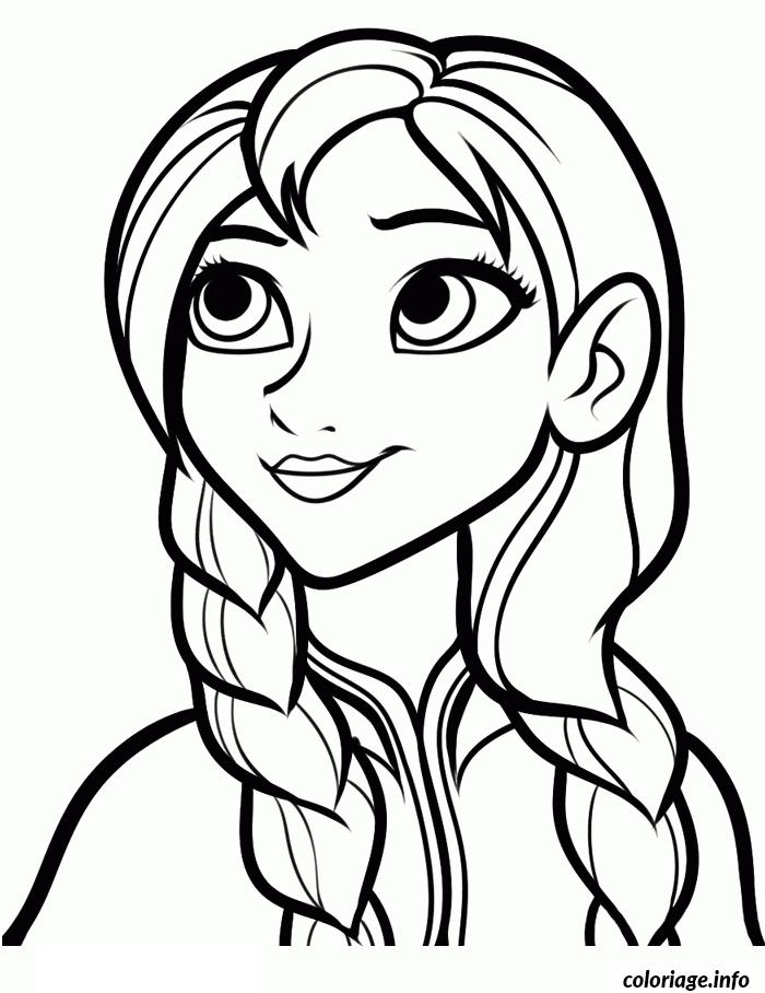 Coloriage reine des neiges dessin portrait dessin imprimer motif pinterest coloriage - Regarder la reine des neiges gratuit ...