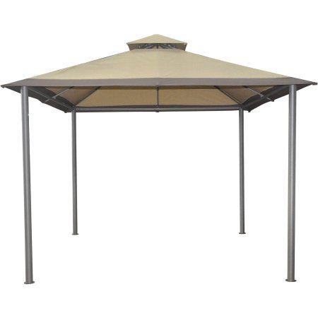 Exterior Charming 10x10 Gazebo Plans Hardtop Metal Gazebo Hardtop Gazebo Patio Canopy Sears Garden Oasis Pergola Ca Gazebo Roof Backyard Pavilion Gazebo Plans