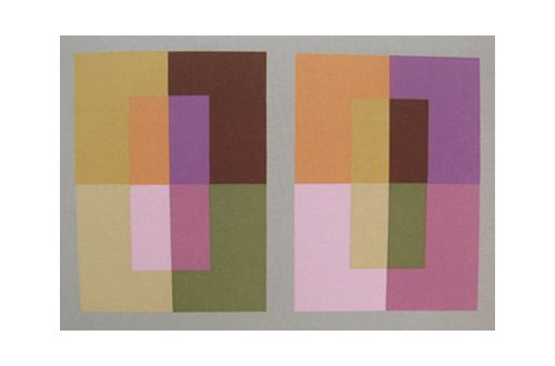 INTERACTION OF COLOR // JOSEF ALBERS Josef albers