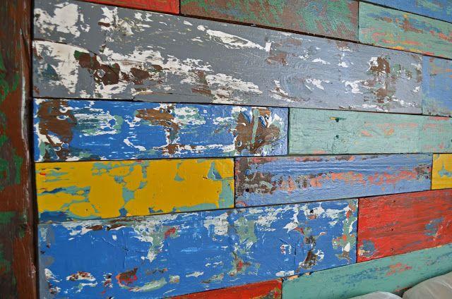 Sew Homegrown- boat board head board