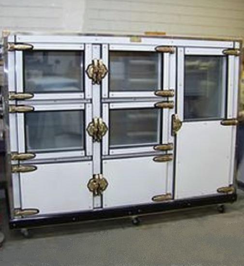 commercial refrigerator vintage