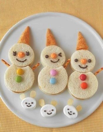 24 Christmas Finger Food Ideas Maybe For Our Pioneer Club Party