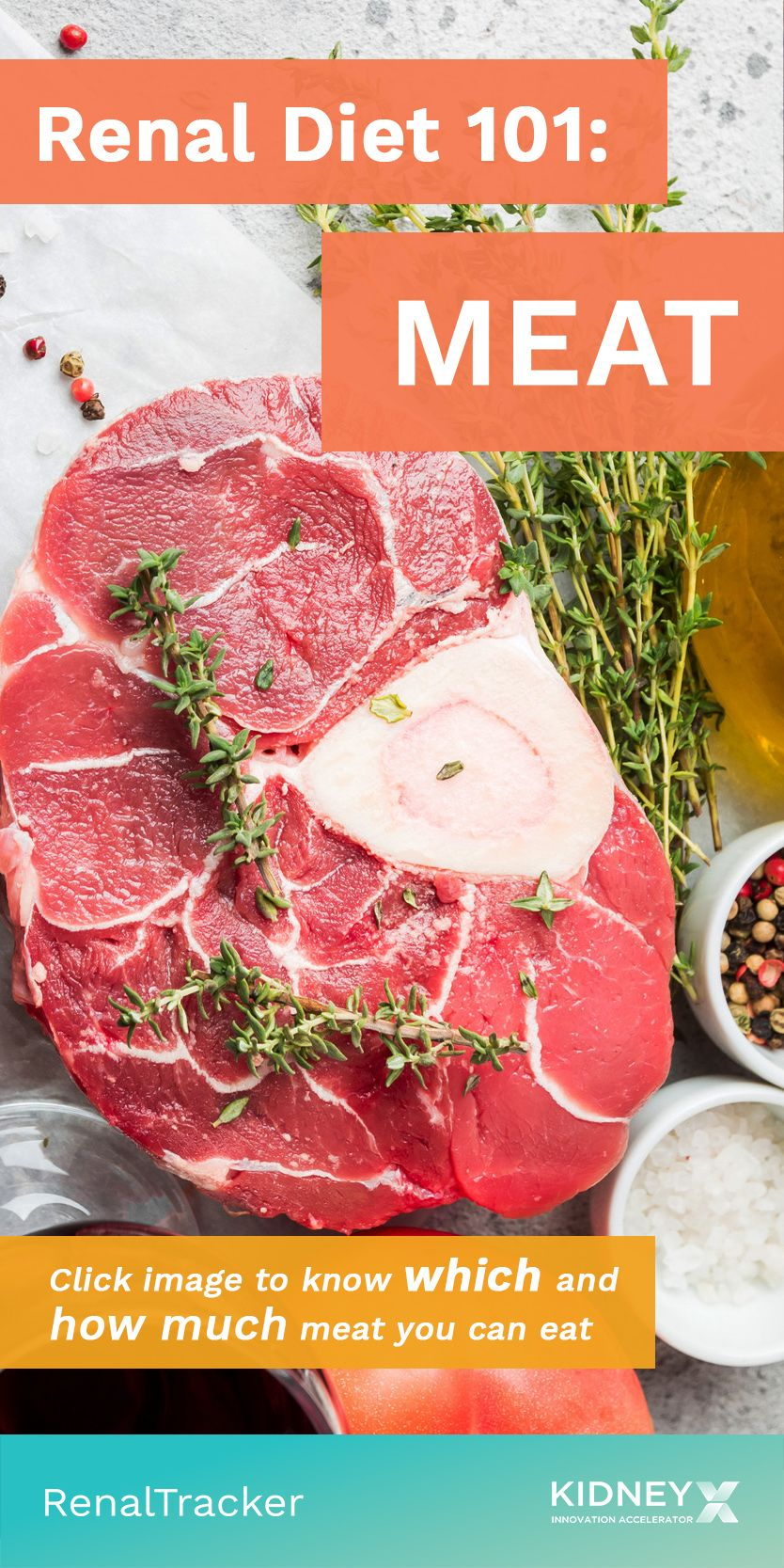 is beef good on renal diet