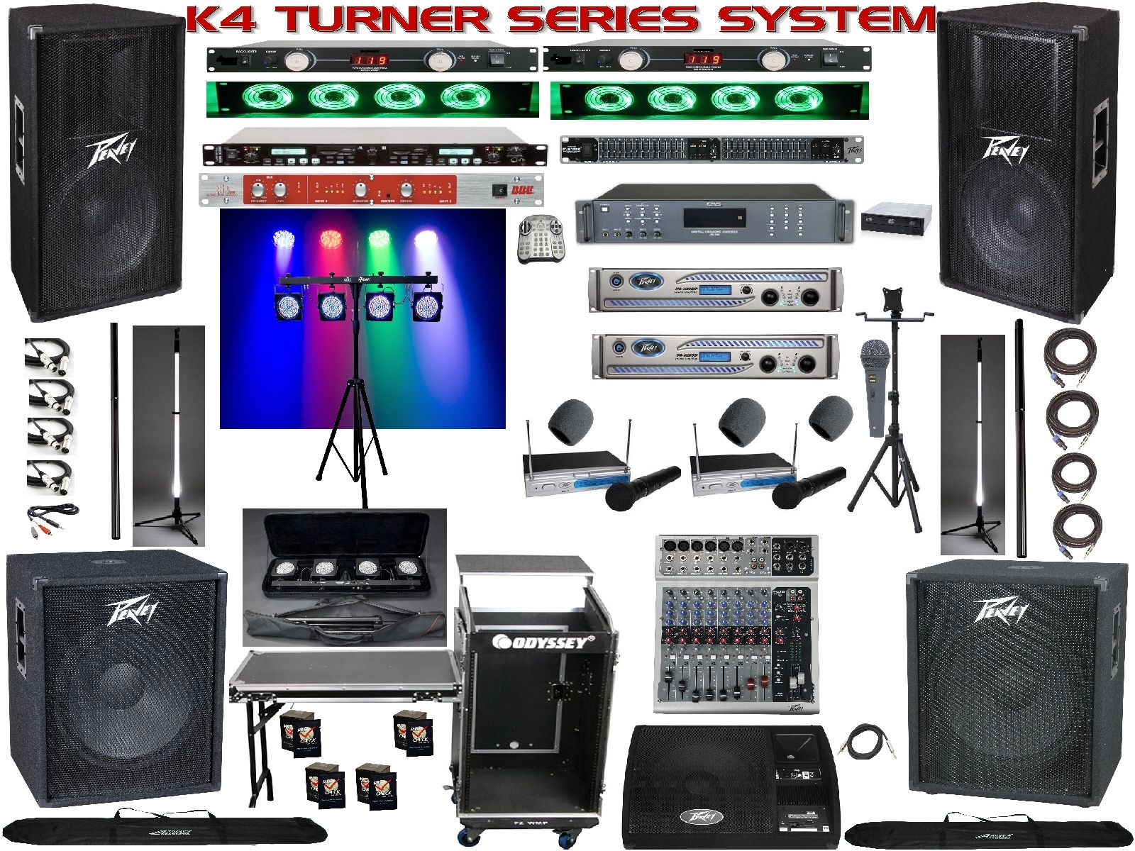 complete professional karaoke system and dj system designed for the hottest college vacation spot in - Periodic Table Karaoke