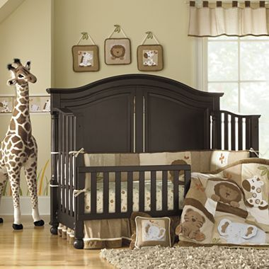 bedford monterey 3 pc baby furniture set chocolate jcpenney babys and kidsroom. Black Bedroom Furniture Sets. Home Design Ideas