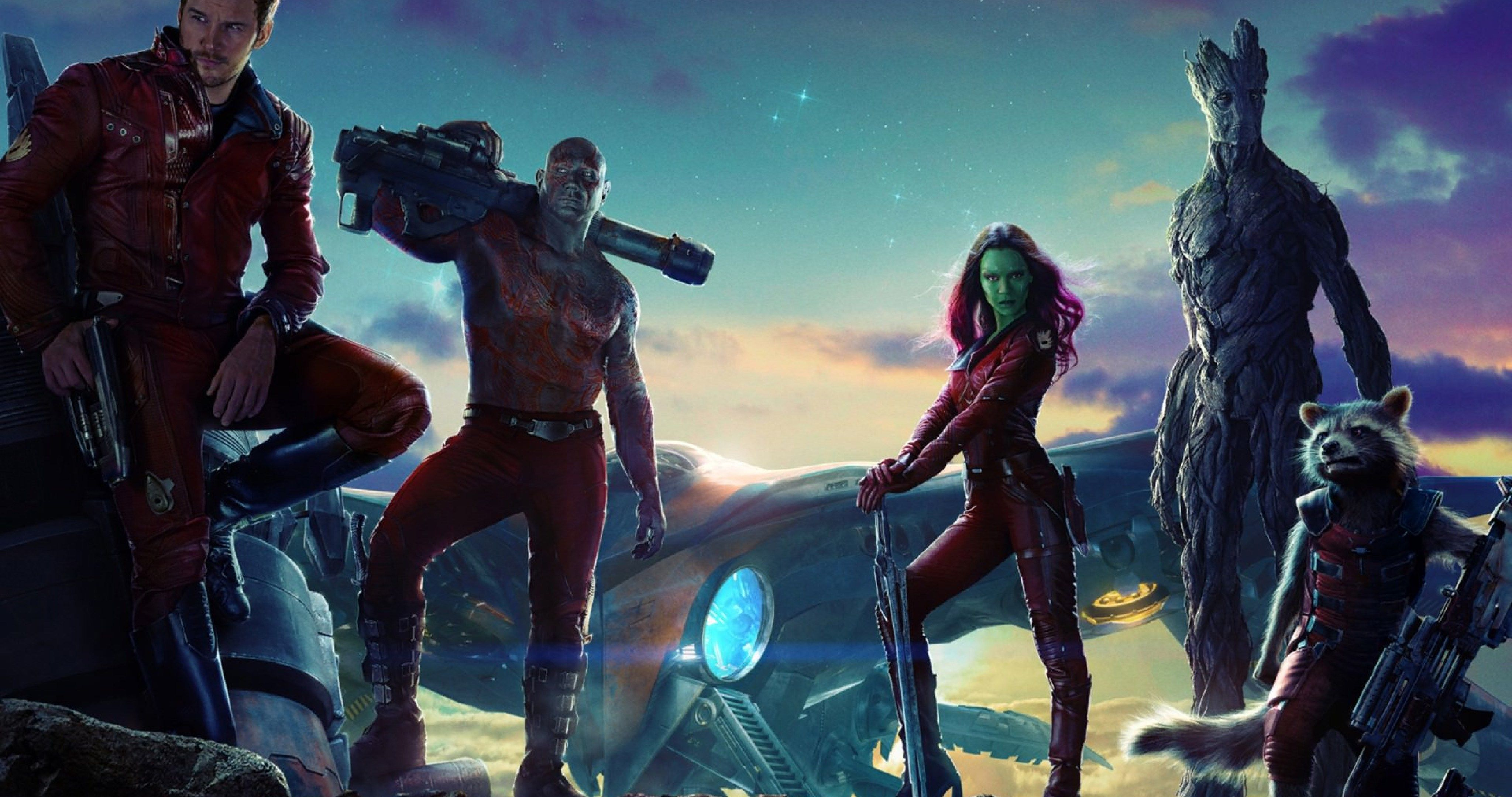 Guardians Of The Galaxy Movie 2014 4k Ultra Hd Wallpaper With