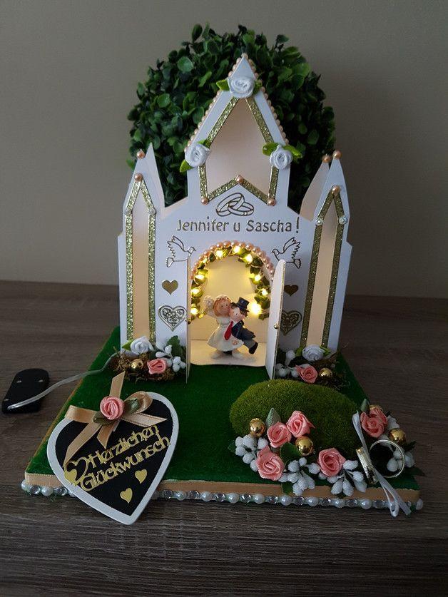 Zauberhaftes Geschenk Zur Hochzeit Gerne Schenkt Man Dem