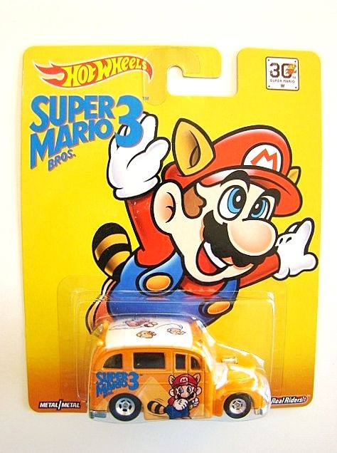 Hot Wheels Super Mario Bros. 3 School Busted   Hot wheels. Hot wheels toys. Hot wheels cars