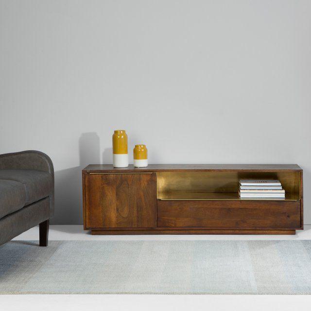 10 meubles TV pour en prendre plein les yeux Buffet, Sideboard - Meuble Tv Avec Rangement