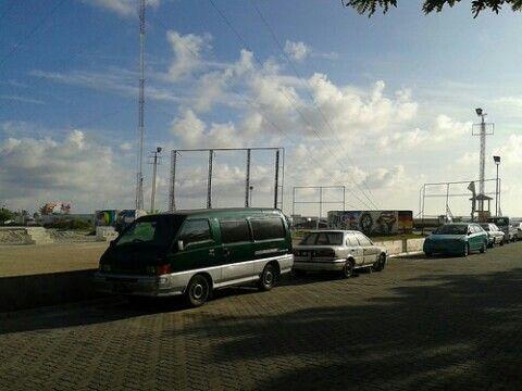 Henveiru Adu Park in މާލެ, Maale