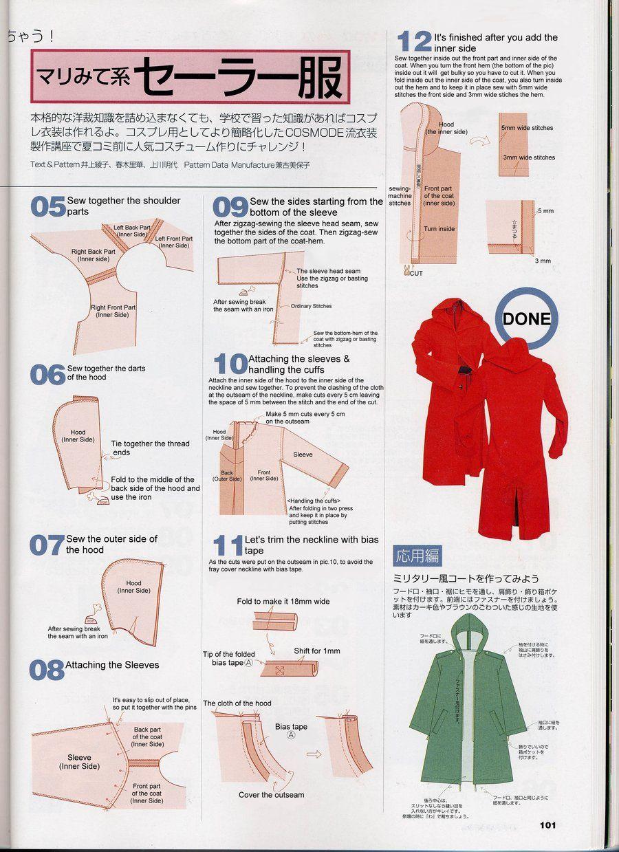 Edward Elric Coat Pg2 by ~NekoNariko on deviantART   Suit Up ...