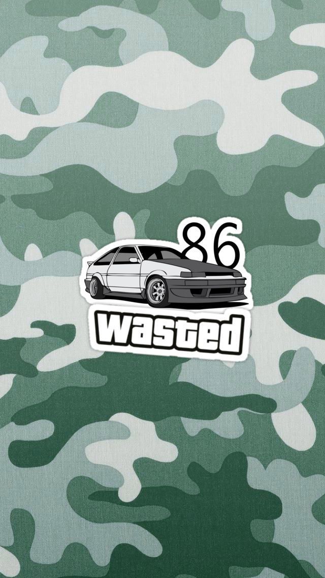 Ae86 Drift Wallpaper Iphone Cars And Motorcycles Pinterest