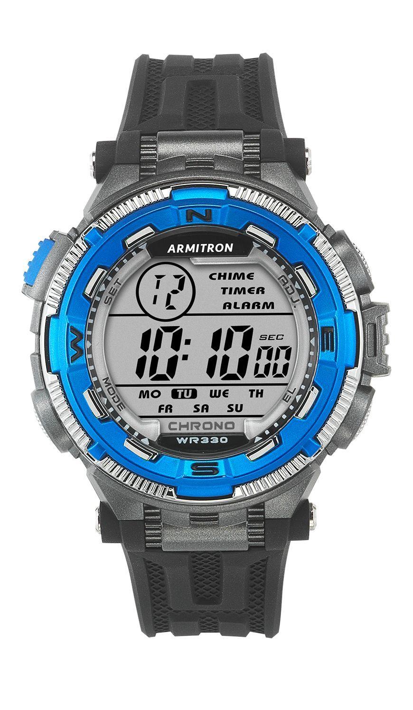 Armitron Chrono Pro 48 Blue in 2020 Chronograph watch