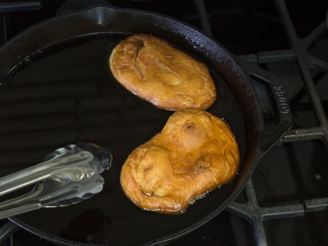 Mini Pan-Fried Canadian Dough Treats   Redpath Sugar