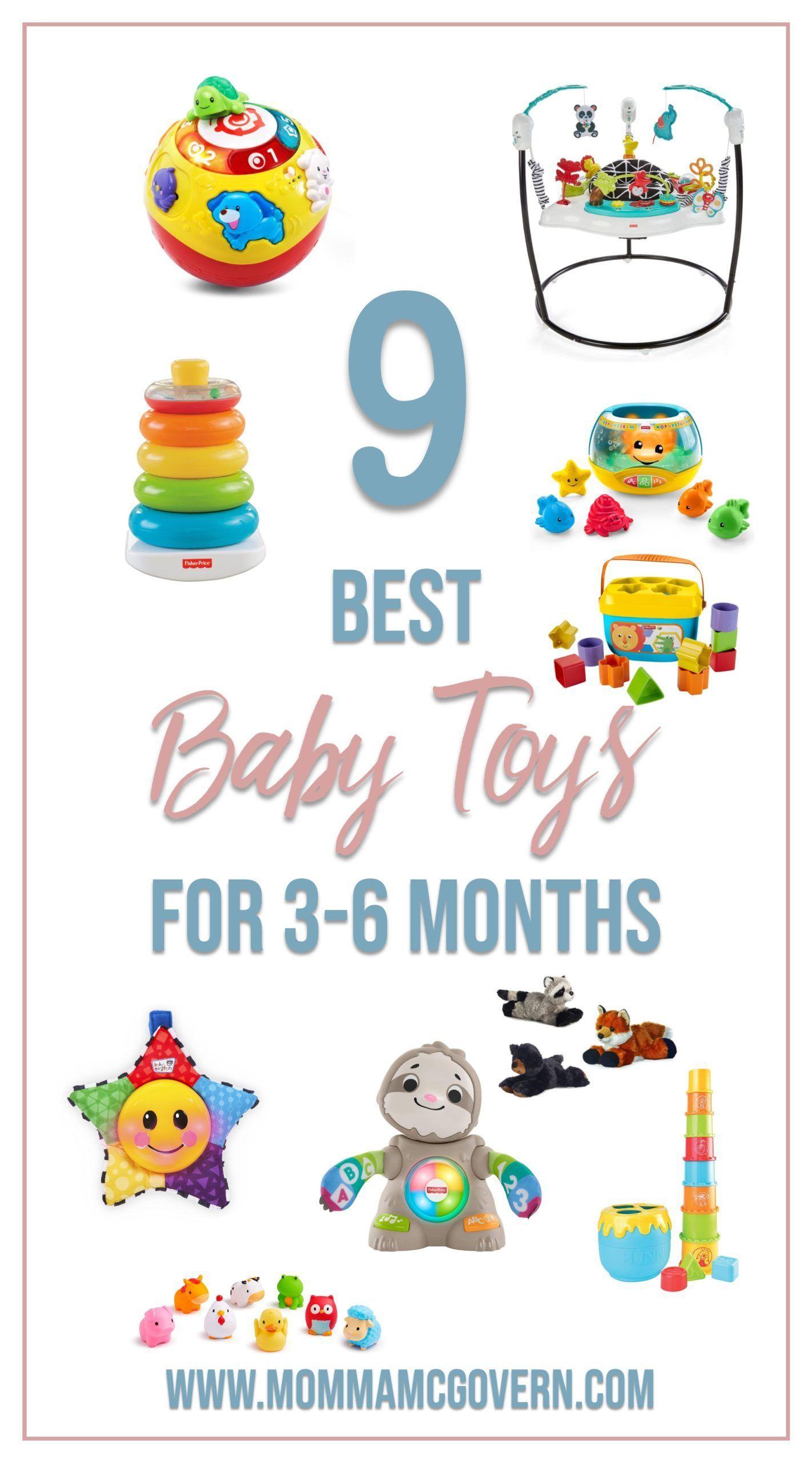 Baby 5 Monate Spielzeug