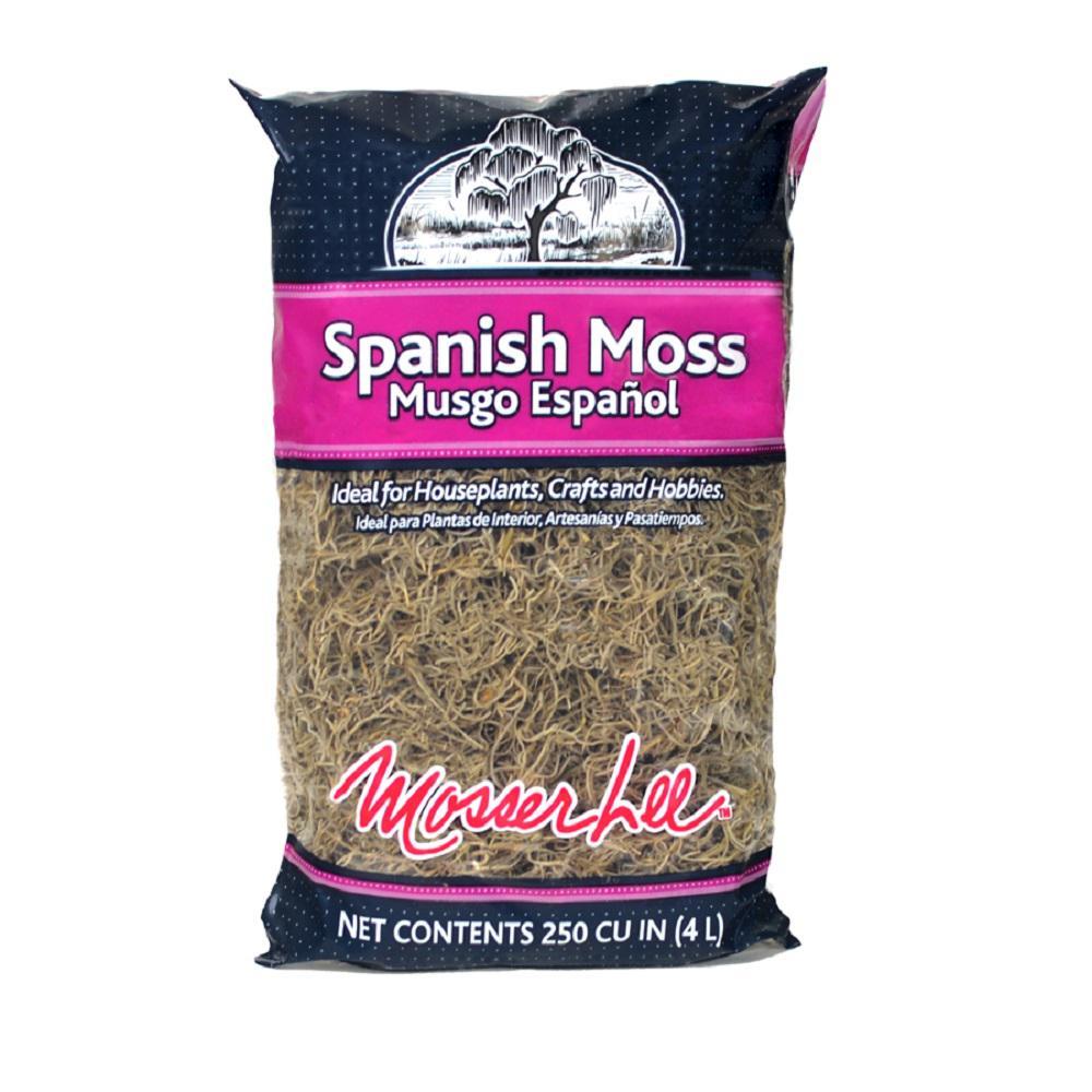 Mosser Lee 250 cu. in. Spanish Moss Soil CoverML0560 8 in