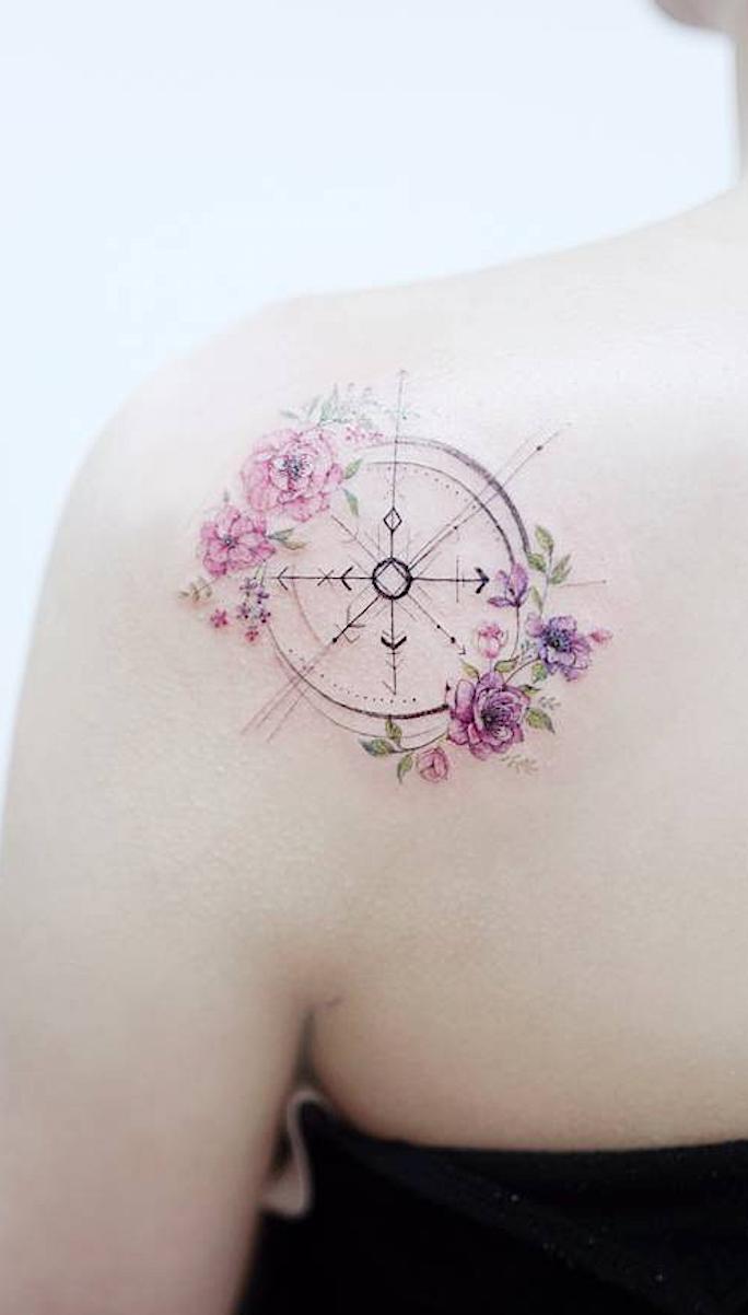 Photo of 6 Tattoo Designs To Get Over Heartbreak In 2019
