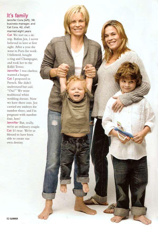 blended family gay lesbian