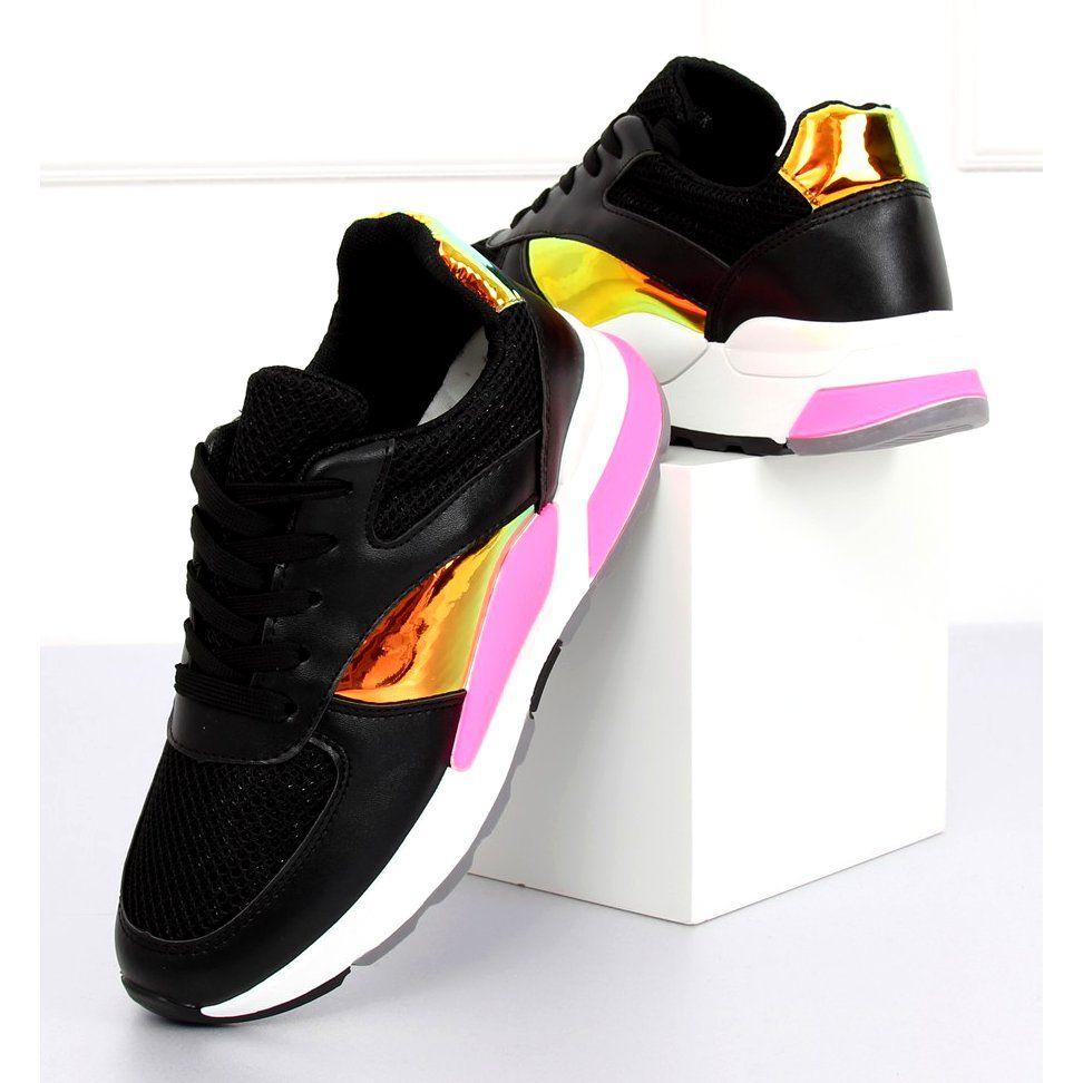 Buty Sportowe Czarne Lv73p Black Black Sports Shoes Sports Shoes Shoes