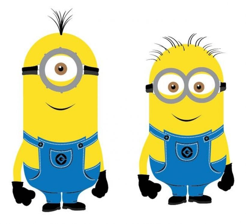 minion hair clipart minion hair clipart despicable me party on rh pinterest ca despicable me minion clip art despicable me 2 clip art