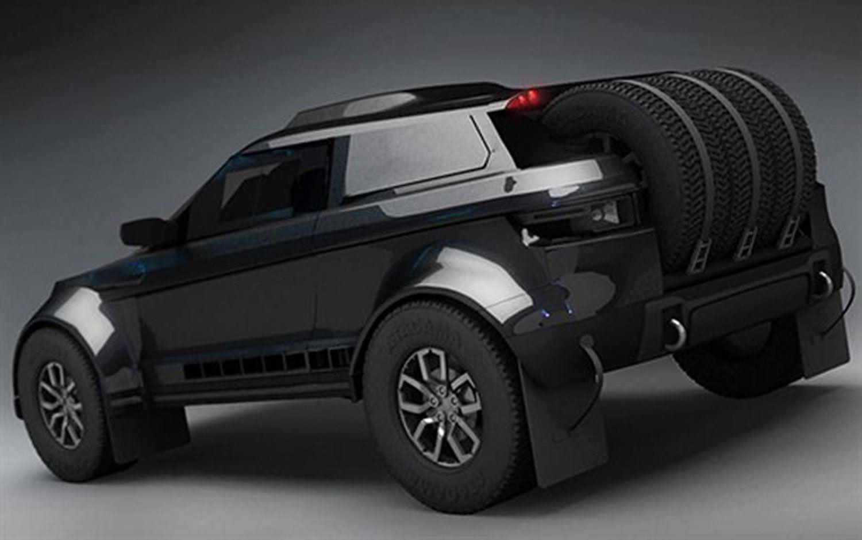 Range rover evoque tiene sus or genes en el concept car lrx cars motocycles pinterest cars ranges and range rover evoque