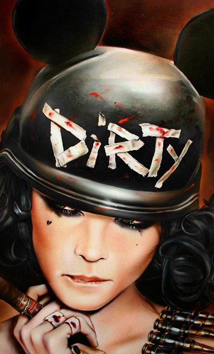 Dirty Troops Brian M Viveros