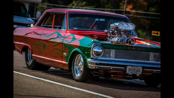 1965 Chevy Nova ( supercharged Big Block ) for Sale in ...