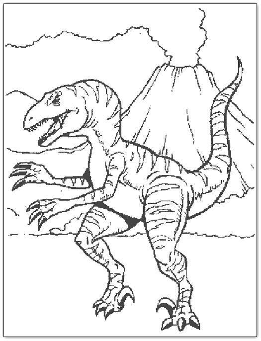 Desenhos Para Pintar Desenhos Para Imprimir Dinossauros