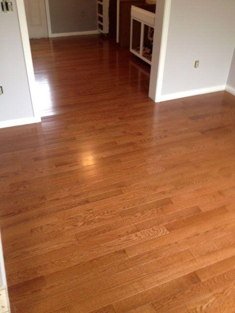 Casa De Colour 3 4 X 3 1 4 Classic Gunstock Oak Hardwood Floor Stain Colors Flooring Hardwood Floors