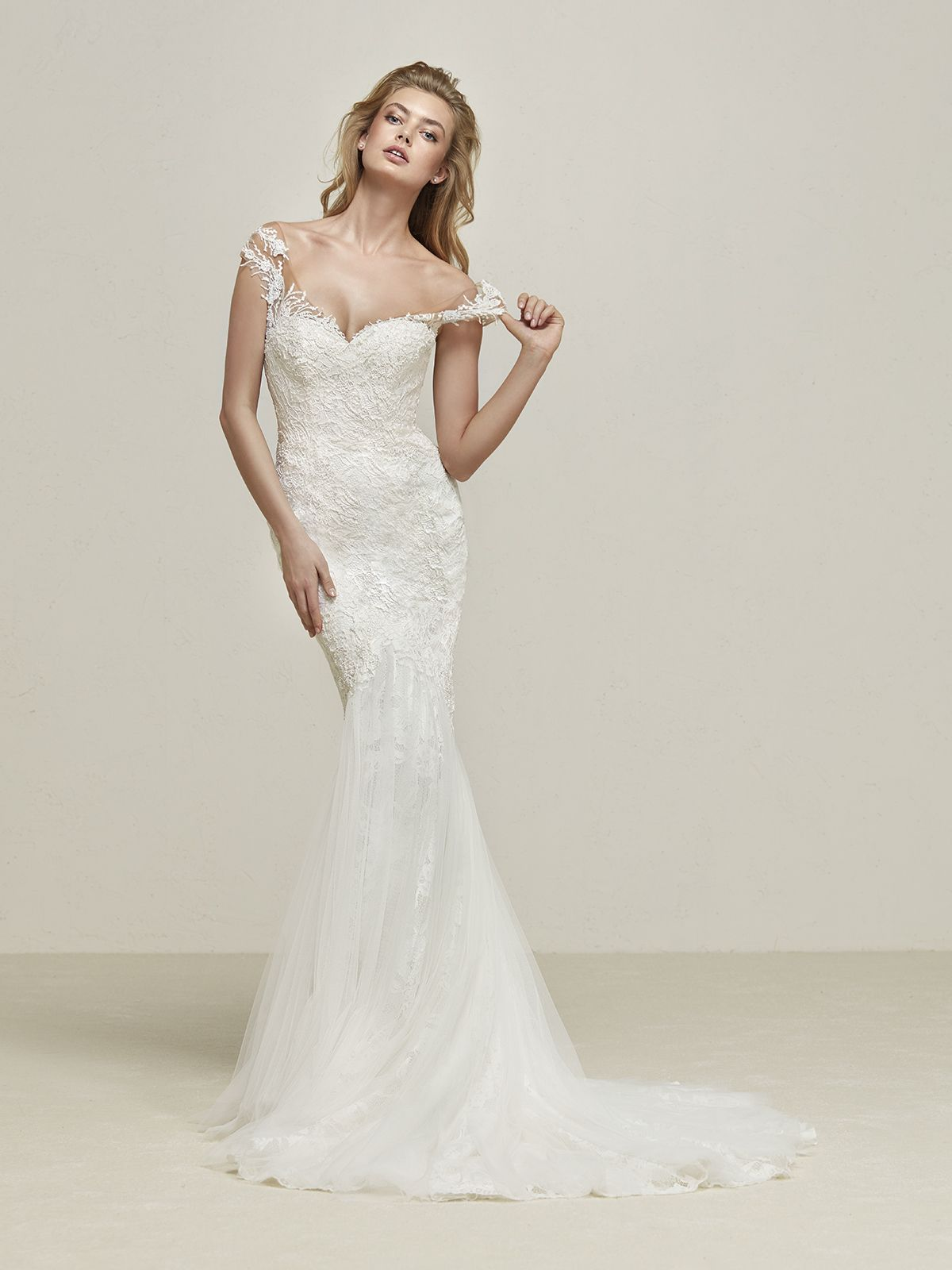 Vestido de Novia de Pronovias (DRINA) 0f8ae60f3370