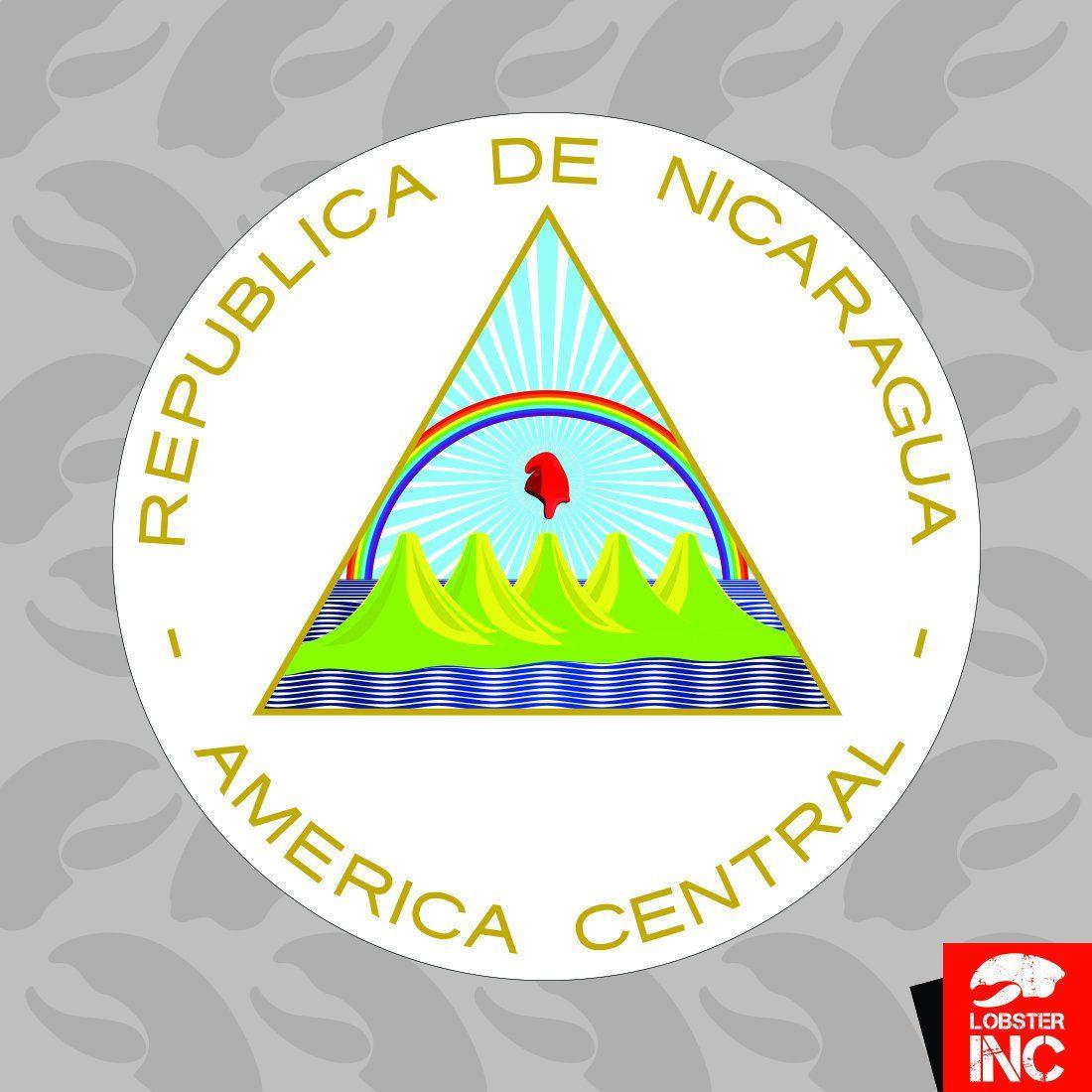 Nica Nicaragua Central America Pinolero Decal Vinyl Bumper Sticker 5