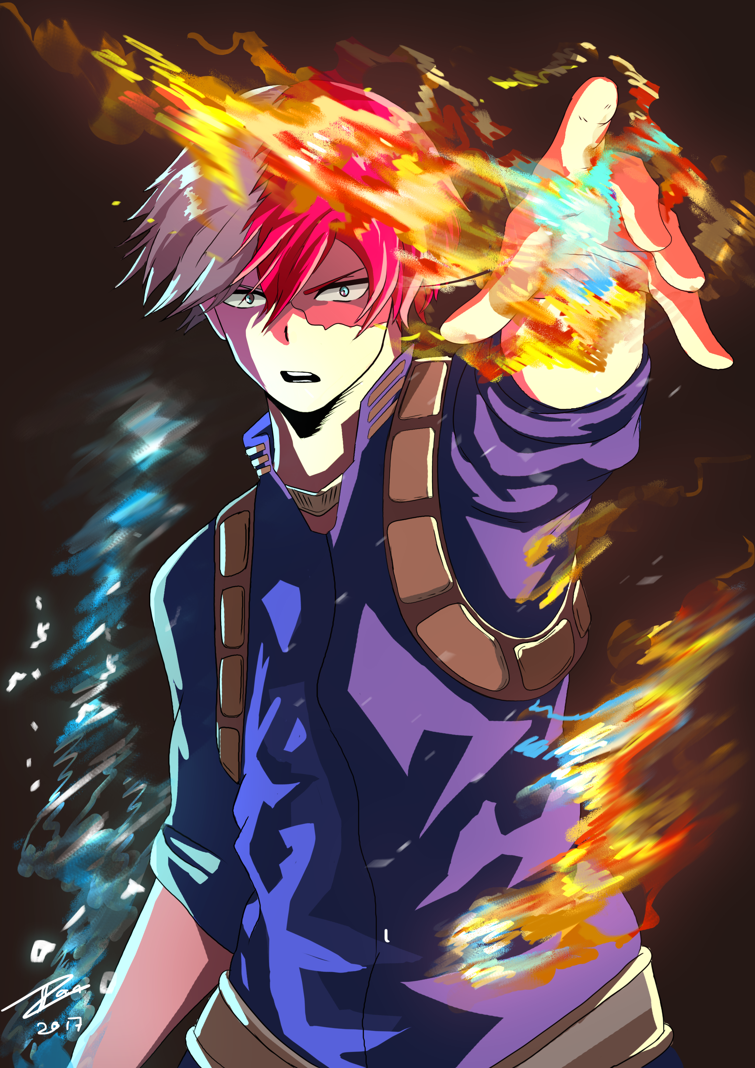 My Hero Academia The Manga Hero, My hero academia