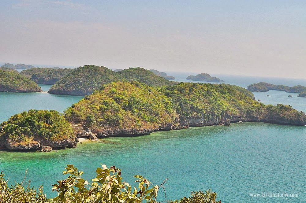 Travel Guide Hundred Islands National Park National