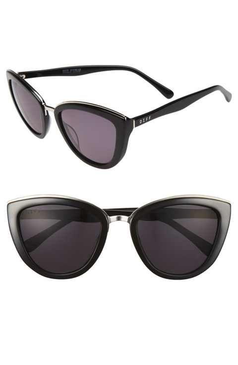429dedfe4b7 DIFF Rose 56mm Cat Eye Sunglasses