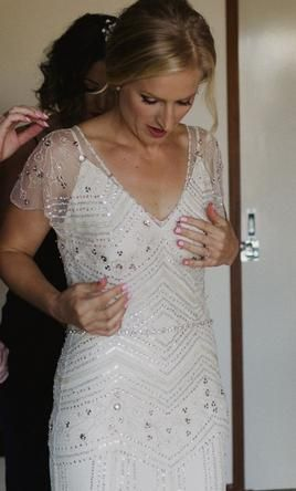 Jenny Packham Portia Buy This Dress For A Fraction Of The Salon