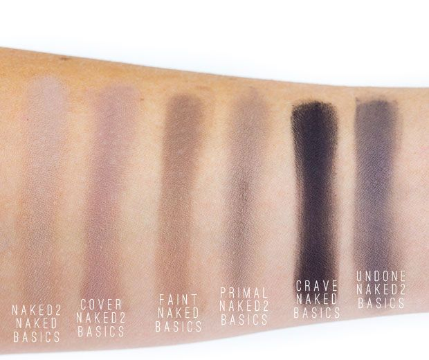 Naked Basics Eyeshadow  Palette by Urban Decay #12