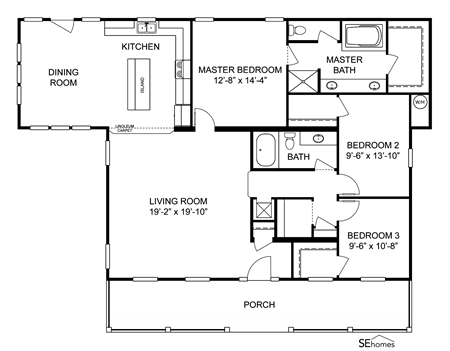 The Williow Ez 803 Clayton Homes Modular Home Floor Plans Clayton Modular Homes