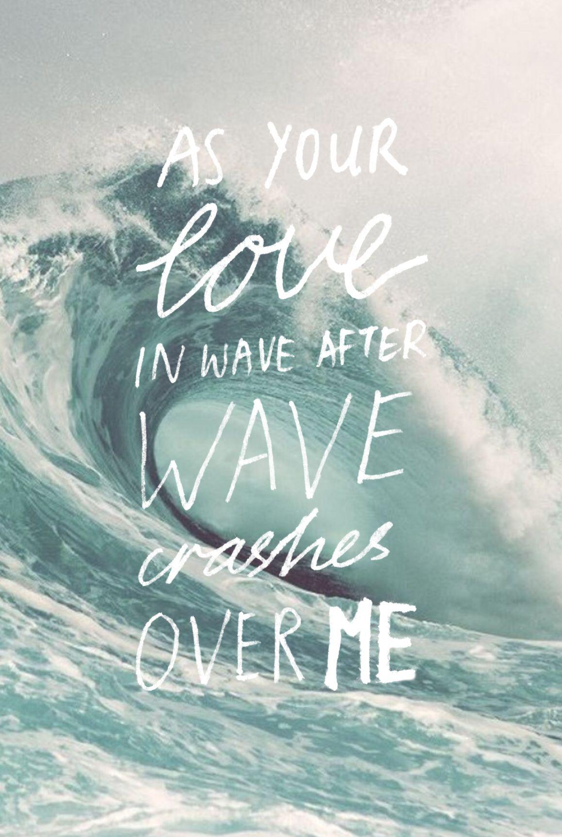 Waves lyrics