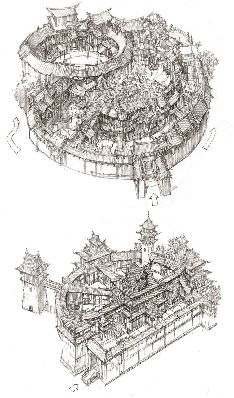 sketch, min seub Jung