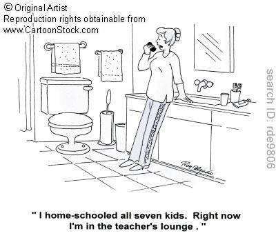 Homeschooling Humor | Homeschool Humor / The teachers lounge lol ...
