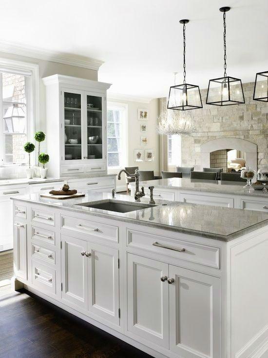 Beyaz Mutfak Dolapları  Dolaplar  Pinterest  Kitchen Design Endearing White Kitchen Design Decorating Inspiration