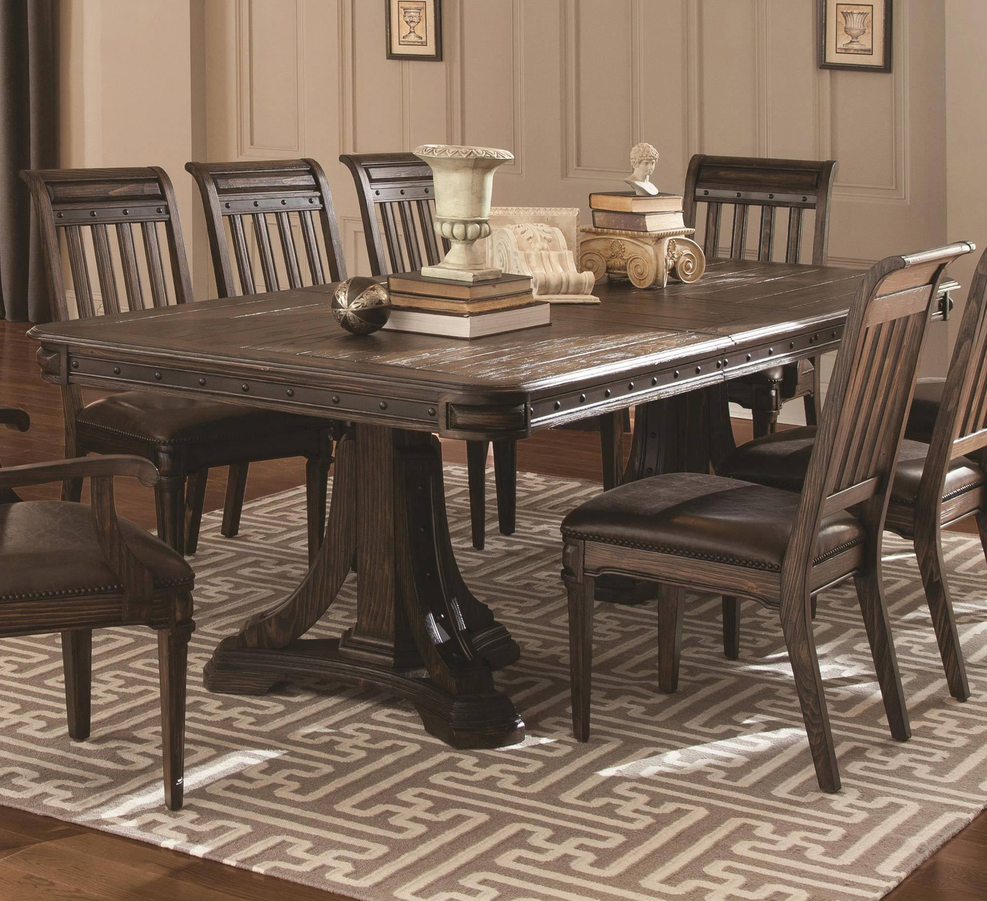 Carlsbad Dining Table by Coaster Home