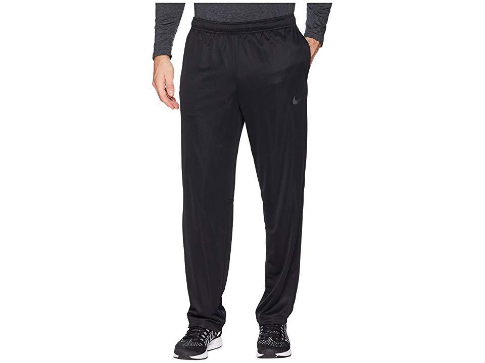 Nike Epic Knit Pants BlackBlackMetallic Hematite Mens Casual Pants From basketball warmups to morning jogs the Nike Epic Knit Pants keeps you performing at your best Regu...
