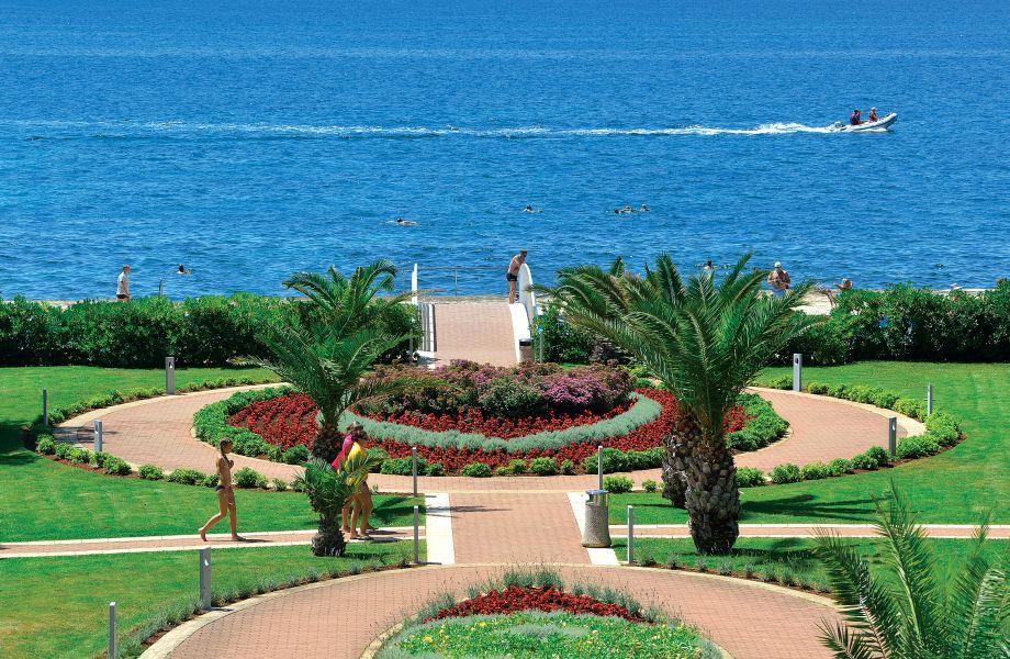 Hotel Laguna Materada Porec Croatia Porec Croatia Laguna