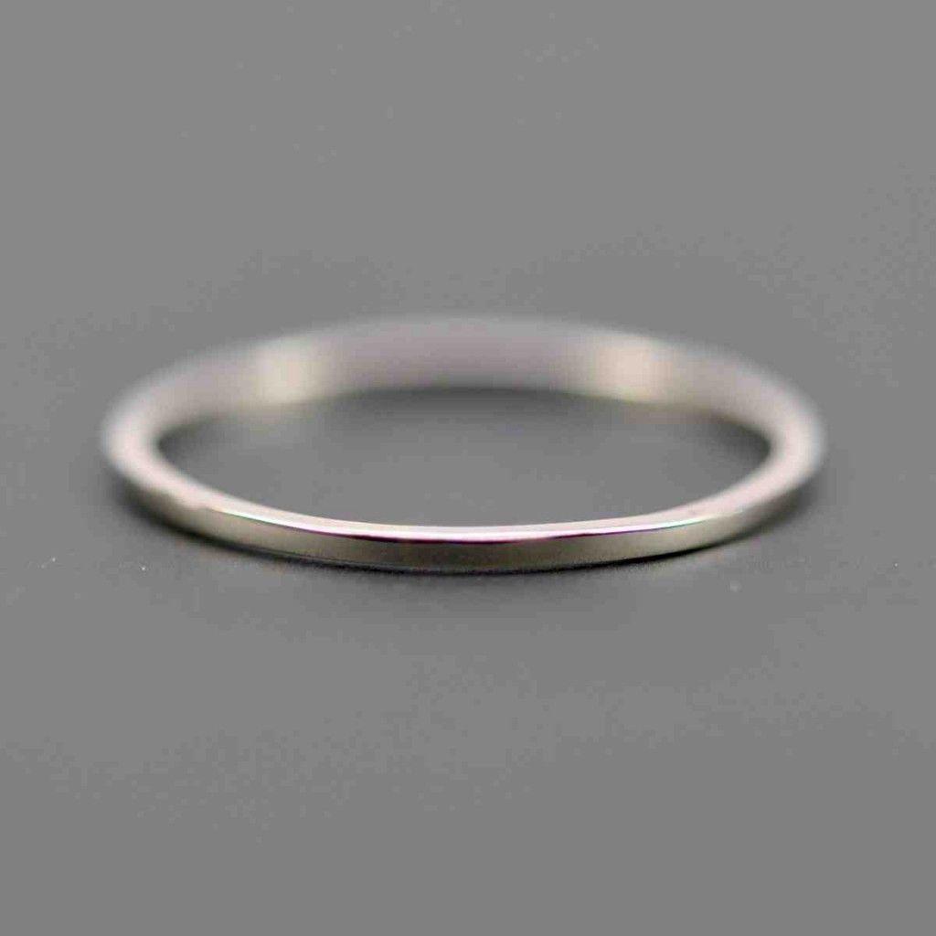 Simple Wedding Ring No Diamond
