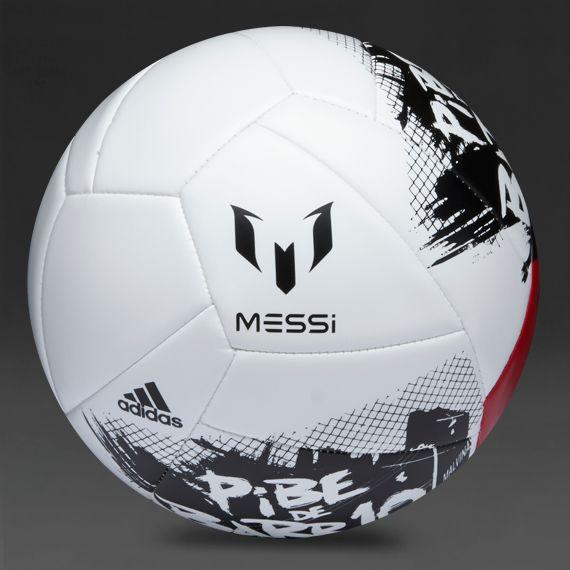 Balón Adidas de Leo Messi.  9ine Adidas Football 2cf018d0fc3ea